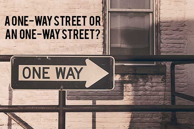 a-one-way-street-or-an-one-way-street-image